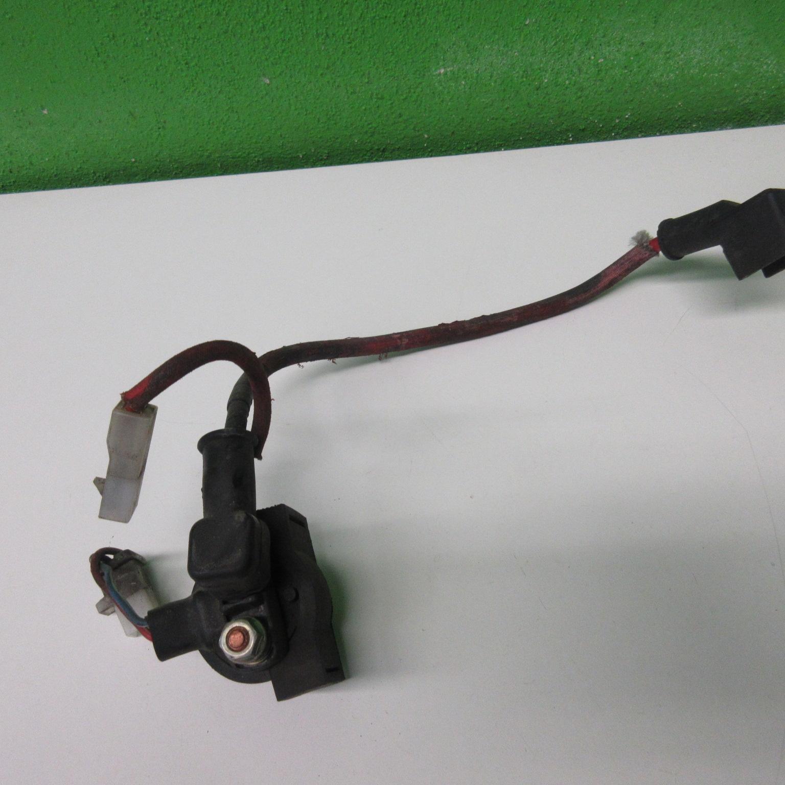 Anlasserrelais Starterrelais Magnetschalter Yamaha XV 535 Virago 2 YL