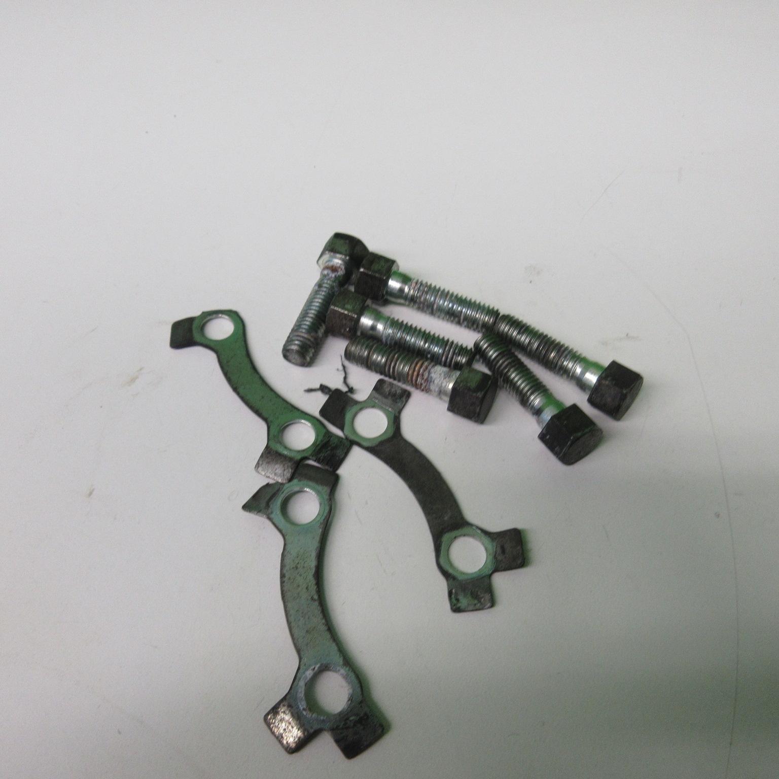 Bremsscheiben Schrauben  Yamaha XV 535 Virago 2 YL